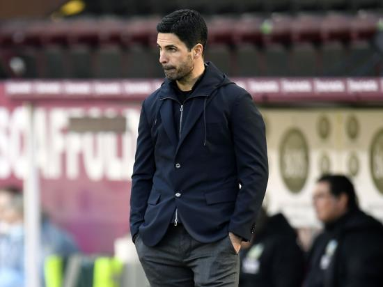 Mikel Arteta: Arsenal face complicated route into Europe after Burnley draw