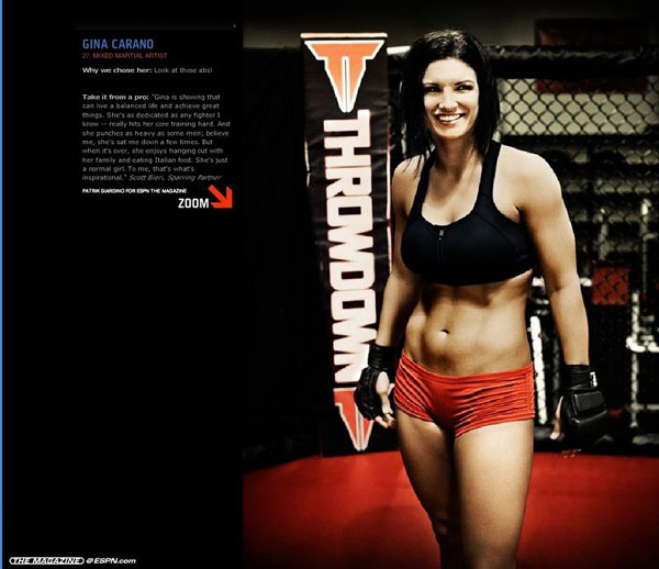 Female Athletes Get Naked For ESPN Magazine's Body Issue ...