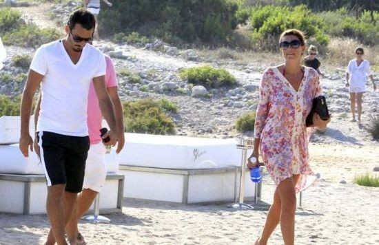 Gianluca Zambrotta Wife Gianluca Zambrotta Has a