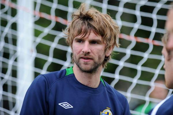 Northern Ireland v Faroe Islands: Paddy McCourt is our Messi, says Aaron