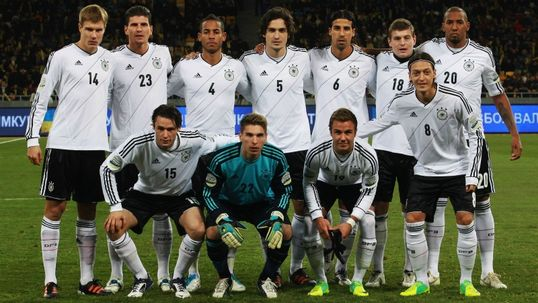 Germany Squad EURO 2012