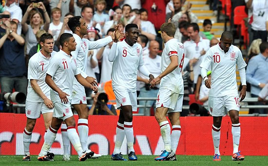 England 1 Belgium 0: Oh Danny Boy! It's not too pretty, but Three Lions' confidence is building