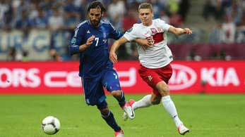 Poland  1:1  Greece