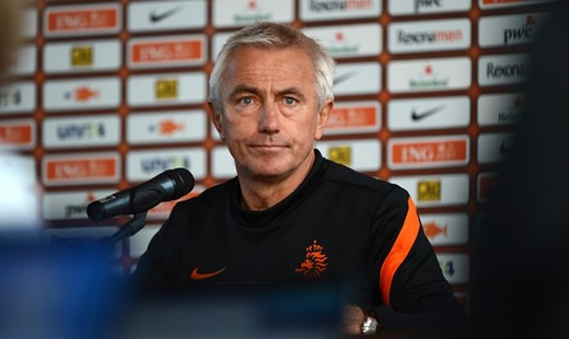 Holland vs Denmark preview - Dutch coach desperate to maintain focus ahead of Group B clash