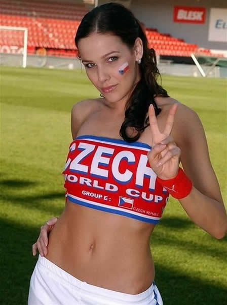 EURO 2012 WAG collection (2)