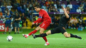 Portugal 2-1 Netherlands
