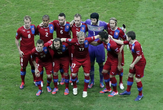 Czech Republic 0 : 1 Portugal