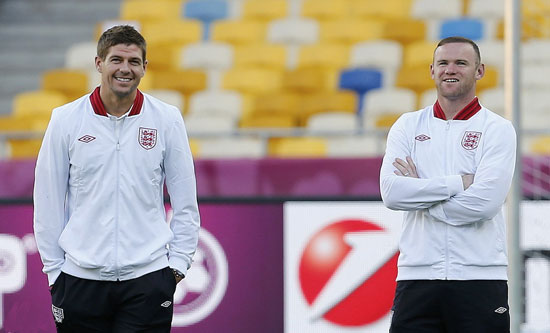 England train for Italy encounter