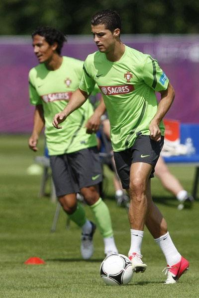 Portugal prepared for semi-final match against Spain