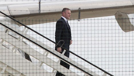 Roo only play for Fergie! Capello takes swipe at England flop Wayne