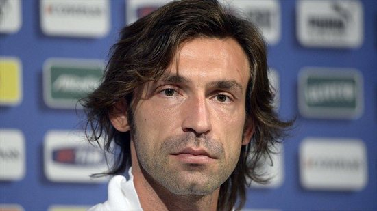 Pirlo says Germany fear Italy
