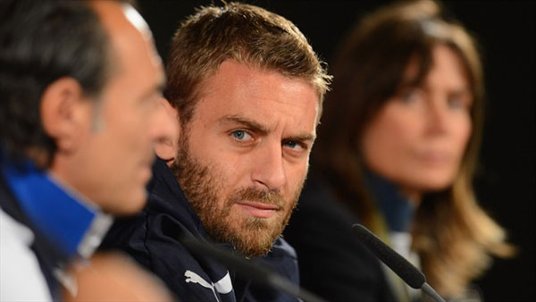 De Rossi ready to give no quarter