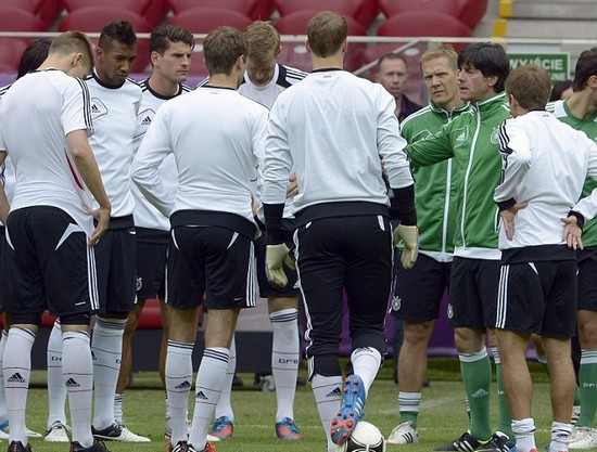 Germany can beat anyone: Low confident of putting Italy hoodoo to bed