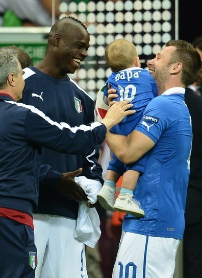 Germany knocked out by Italy