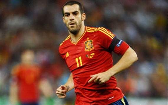 Negredo: This is the time for Spain to make history