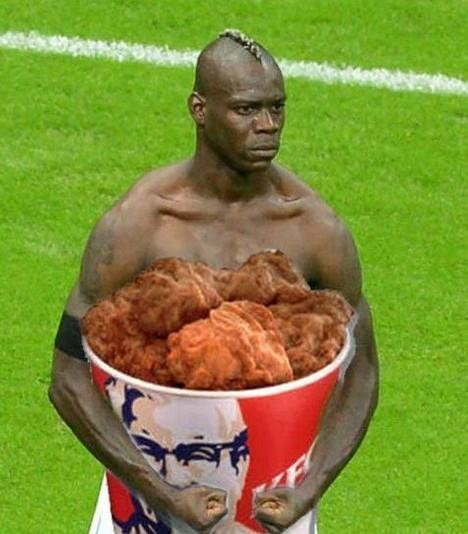 Balotelli Funny