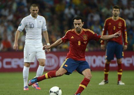Glenn Hoddle: How I'd love it if England passed the ball like Spain