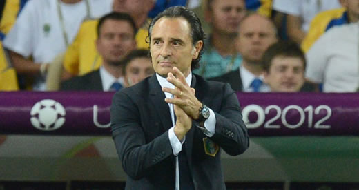 Prandelli: Spain aren't dull - Italy coach believes derogatory label comes from fear