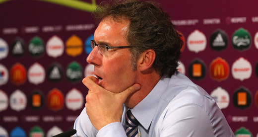 Blanc leaves France post - Coach calls time on role following Euro 2012 exit