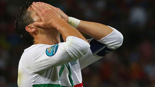 Nani: Ronaldo demanded last penalty