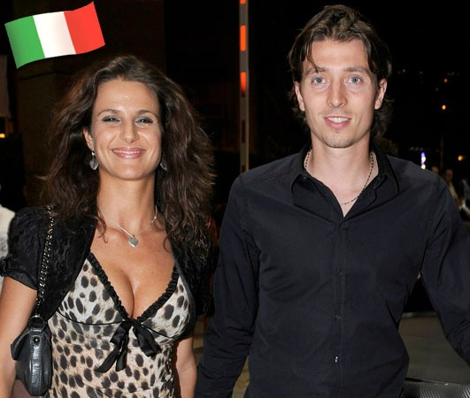 Spain vs Italy in clash of the Euro WAGs