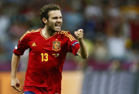 Euro 2012 Final - Spain 4 : 0 Italy, Part 1