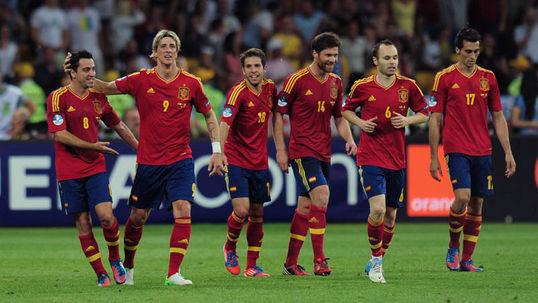 Redknapp: Spain made it look easy