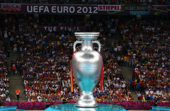 Euro 2012 Final - Spain 4 : 0 Italy, Part 2