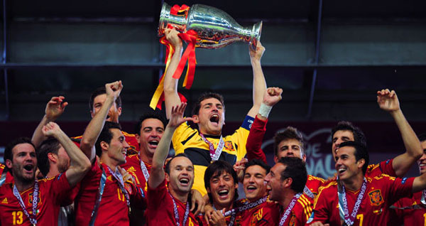 'Wonderful moment' for Casillas