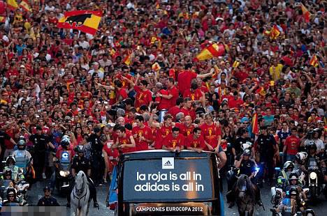 Ruud Gullit: Spain are a side with no weak links and up there with the best ever