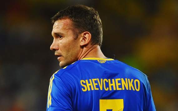 Shevchenko: Euro 2012 was a success for Ukraine