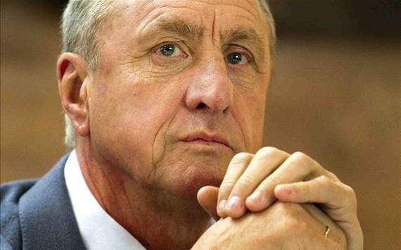 Johan Cruyff: I enjoyed Italy and I'm a big fan of Del Bosque's Spain