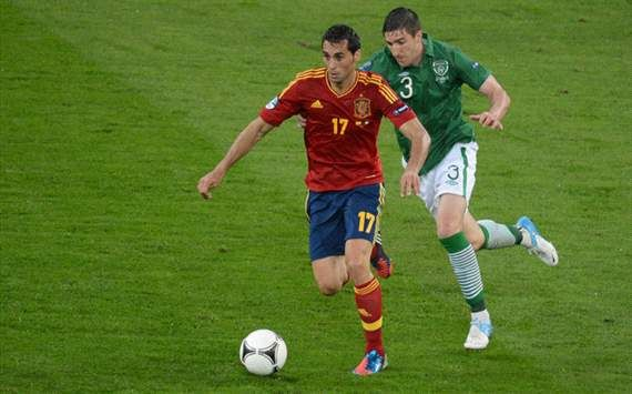 Arbeloa: Spain must never change their style