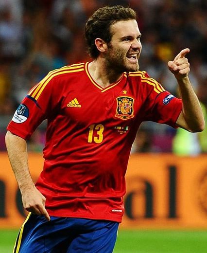 Spain will reign yet again, vows Chelsea star Juan Mata