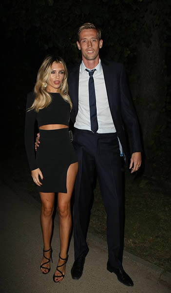 Abbey Clancy Doesnt Need A Whole Dress To Look Her Best 7m Sport