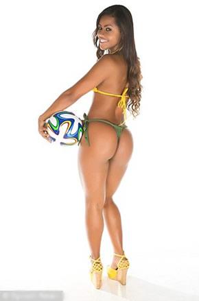 Hot Brasil Teen 22