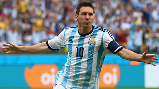 Argentina captain Lionel Messi ready for 'most important ...
