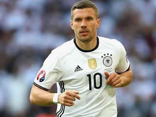 78bd54089 CONFIDENT  Podolski s not worried who Germany face in the next round  Podolski reckons changes to the group stage rules after the expansion of  Euro 2016 were ...