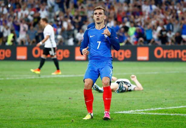 Do The Dance Antoine Griezmann Celebration Why Does The France Star Celebrate His Goals Like He Does