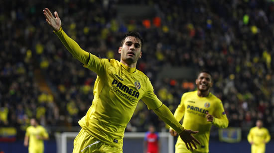 Villarreal 3 - 0 Atletico de Madrid: Villarreal ease to impressive victory against Atletico Madrid