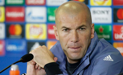Real Madrid want to avoid Leicester in Champions League quarter-final, admits Zidane