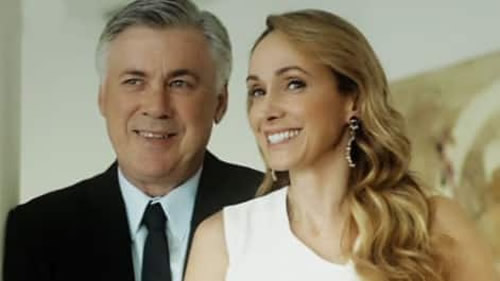 Carlo Ancelotti's wife vents anger about Real's win v Bayern on Instagram