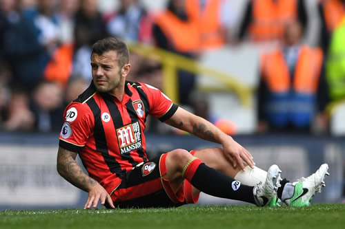 'Jack Wilshere set for Arsenal contract talks despite latest injury setback'