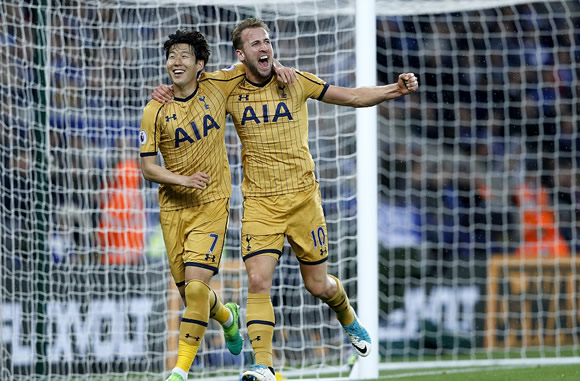 Leicester City 1 - 6 Tottenham Hotspur: Harry Kane rises to the fore as Tottenham humble Leicester
