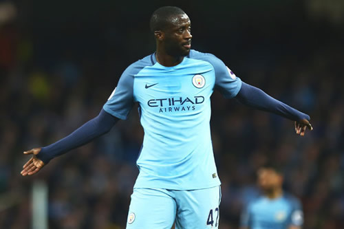 Done Deal: Manchester City star Yaya Toure signs contract extension