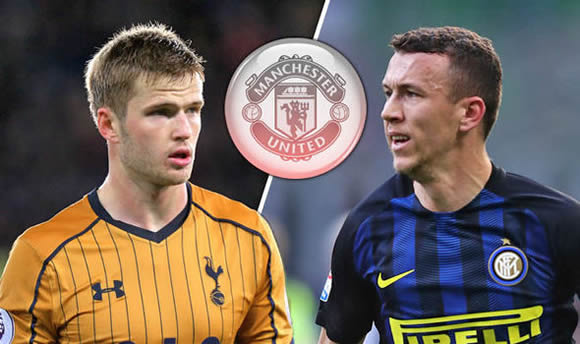 Man Utd Uncovered: Mourinho wants to take spending past £200m with Dier and Perisic deals