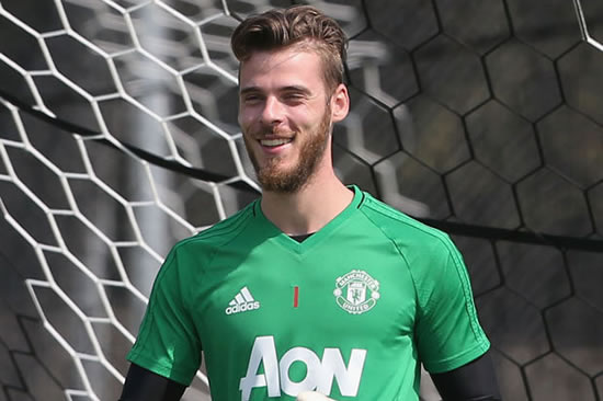 David de Gea to Real Madrid: Manchester United will reject £60m bid for star