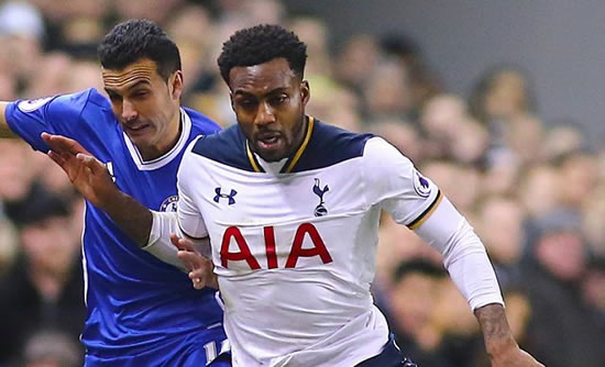 Chelsea boss Conte wants deal completed for Tottenham full-back Rose