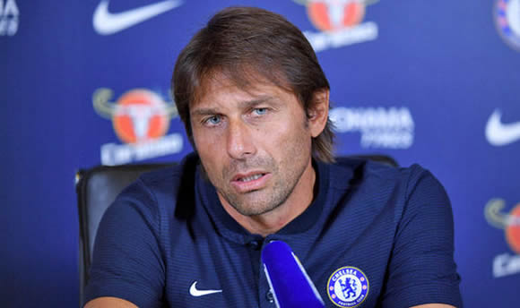 Antonio Conte: Chelsea will not win Premier League this year - because of our squad size