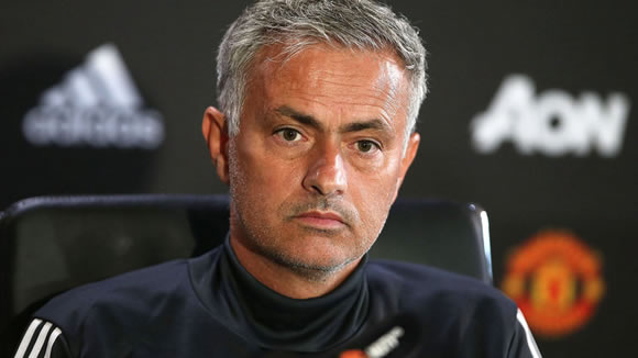 Jose Mourinho says more Man Utd players need to chip in with goals